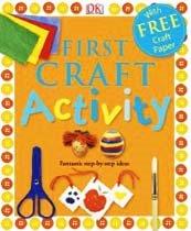 DK First Craft Activity Book