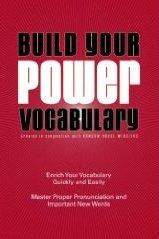 "<font title=""Build Your Power Vocabulary (Paperback/ 2nd Edition)"">Build Your Power Vocabulary (Paperback/ ...</font>"