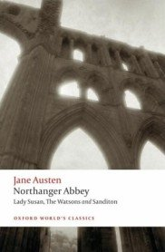 "<font title=""Northanger Abbey, Lady Susan, the Watsons, Sanditon (Paperback)"">Northanger Abbey, Lady Susan, the Watson...</font>"