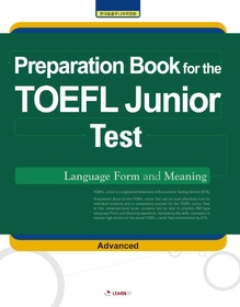 "<font title=""Preparation Book for the TOEFL Junior Test - Language Form and Meaning Advanced"">Preparation Book for the TOEFL Junior Te...</font>"
