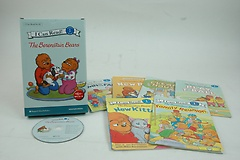 I Can Read SET 05: The Berenstain Bears (Paperback:6+MP3 CD:1)