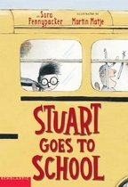 Stuart Goes to School (Paperback)