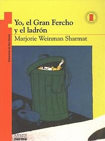 "<font title=""Yo, el Gran Fercho y el ladr? / Nate the Great Goes Undercover (Paperback / Translated) - Spanish Edition"">Yo, el Gran Fercho y el ladr? / Nate the...</font>"