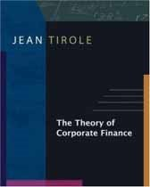 The Theory of Corporate Finance (Hardcover)