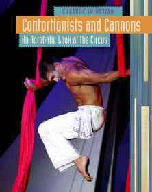 """<font title=""""Contortionists and Cannons (School and Library Binding)"""">Contortionists and Cannons (School and L...</font>"""