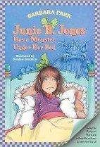 "<font title=""Junie B. Jones Has a Monster Under Her Bed (Prebind / Reprint Edition)"">Junie B. Jones Has a Monster Under Her B...</font>"