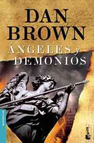 """<font title=""""Angeles y Demonios / Angels and Demons (Paperback / Translated) - Spanish Edition"""">Angeles y Demonios / Angels and Demons (...</font>"""