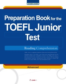 "<font title=""Preparation Book for the TOEFL Junior Test - Reading Comprehension Advanced"">Preparation Book for the TOEFL Junior Te...</font>"