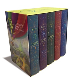 "<font title=""Oz, the Complete Hardcover Collection (Hardcover)"">Oz, the Complete Hardcover Collection (H...</font>"