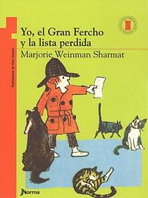 """<font title=""""Yo, el Gran Fercho y la lista perdida / Nate the Great and the Lost List (Paperback / Translated) - Spanish Edition"""">Yo, el Gran Fercho y la lista perdida / ...</font>"""