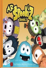 (AR scanning) Spookiz BOOK 1