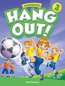 """<font title=""""Hang Out! 3: Work Book (Paperback+MP3 CD)"""">Hang Out! 3: Work Book (Paperback+MP3 CD...</font>"""