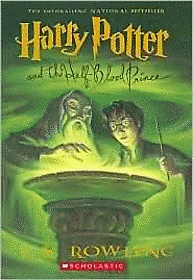 """<font title=""""Harry Potter and the Half-Blood Prince: Book 6 (Paperback/ Reprint Edition/ 미국판)"""">Harry Potter and the Half-Blood Prince: ...</font>"""