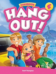 """<font title=""""Hang Out! 4: Work Book (Paperback+MP3 CD)"""">Hang Out! 4: Work Book (Paperback+MP3 CD...</font>"""