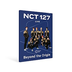 엔시티 127(NCT 127) - Beyond LIVE BROCHURE  NCT 127 [Beyond the Origin]