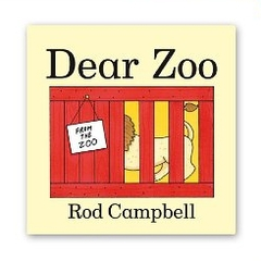 Dear Zoo (Paperback/ Big Book)