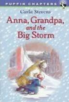Anna, Grandpa, and the Big Storm (Paperback)