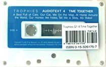 Harcourt Trophies Grade1-4 Time Together - Audiotext (Tape/ 교재별매)