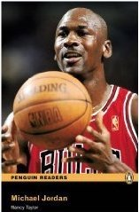 Michael Jordan : Penguin Readers, Level 1 (Paperback)