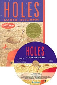 Holes (Paperback + MP3 CD:1)