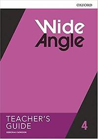 "<font title=""Wide Angle: Level 4: American Teachers Guide (Paperback)"">Wide Angle: Level 4: American Teachers G...</font>"