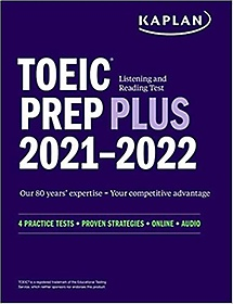 """<font title=""""TOEIC Listening and Reading Test Prep Plus (Paperback / 2nd Ed.)"""">TOEIC Listening and Reading Test Prep Pl...</font>"""