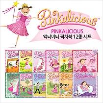 Pinkalicious ��Ƽ��Ƽ ���ĺ� 14�� ��Ʈ (Paperback)