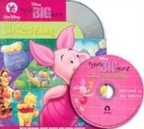 Piglet's Big Movie: CD Read-Along (Book + Audio CD)