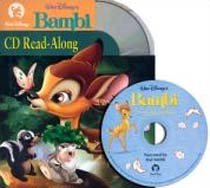 Bambi: CD Read-Along (Book + Audio CD)