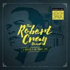 Robert Cray - 4 Nights Of 40 Years Live (MP3 Download)(180G)(2LP)