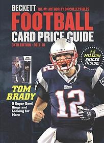 "<font title=""Beckett Football Card Price Guide 2017 (Paperback)"">Beckett Football Card Price Guide 2017 (...</font>"