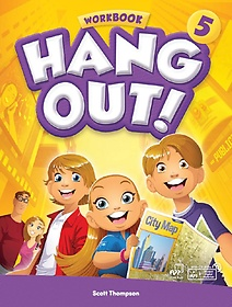 """<font title=""""Hang Out! 5: Work Book (Paperback+MP3 CD)"""">Hang Out! 5: Work Book (Paperback+MP3 CD...</font>"""