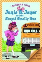 """<font title=""""Junie B. Jones and the Stupid Smelly Bus (Prebind / Reprint Edition)"""">Junie B. Jones and the Stupid Smelly Bus...</font>"""