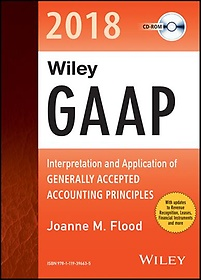 Wiley Gaap 2018 (Hardcover / CD-Rom)