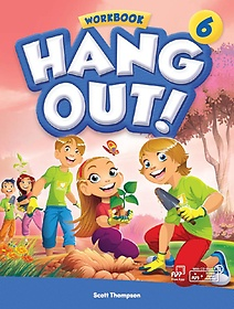 """<font title=""""Hang Out! 6: Work Book (Paperback+MP3 CD)"""">Hang Out! 6: Work Book (Paperback+MP3 CD...</font>"""