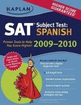 "<font title=""Kaplan SAT Subject Test Spanish 2009-2010 (Paperback)"">Kaplan SAT Subject Test Spanish 2009-201...</font>"