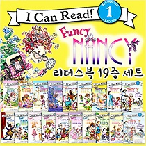 I Can Read 1 : Fancy Nancy �������� 22�� ��Ʈ (Paperback)