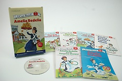I Can Read SET 07: Amelia Bedelia (Paperback:6+MP3 CD:1)