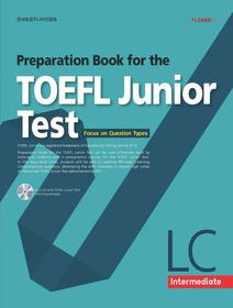 "<font title=""Preparation Book for the TOEFL Junior Test - Intermediate LC"">Preparation Book for the TOEFL Junior Te...</font>"