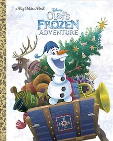 Frozen Holiday Special (Hardcover)