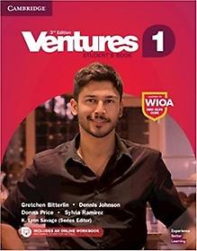 Ventures 3/e SB 1 DVP