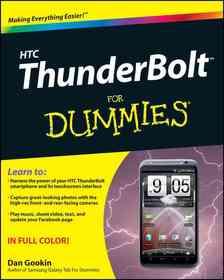 """<font title=""""Droid Thunderbolt for Dummies (Paperback)"""">Droid Thunderbolt for Dummies (Paperback...</font>"""