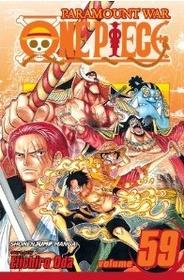 One Piece Vol.59 (Paperback)