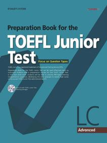 "<font title=""Preparation Book for the TOEFL Junior Test - Advanced LC"">Preparation Book for the TOEFL Junior Te...</font>"
