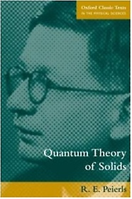 Quantum Theory of Solids (Paperback)