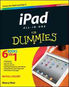 "<font title=""iPad All-in-One for Dummies (Paperback / 2nd Ed.)"">iPad All-in-One for Dummies (Paperback /...</font>"