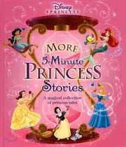 "<font title=""Disney Princess : More 5-Minute Princess Stories (Hardcover)"">Disney Princess : More 5-Minute Princess...</font>"