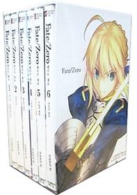 소설 Fate Zero 1~6권 박스 세트