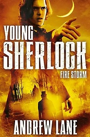 "<font title=""Young Sherlock Holmes #4: Fire Storm (Paperback)"">Young Sherlock Holmes #4: Fire Storm (Pa...</font>"
