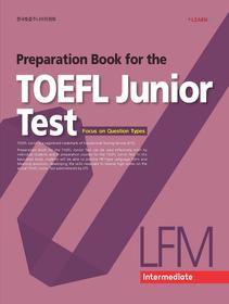 "<font title=""Preparation Book for the TOEFL Junior Test - Intermediate LFM"">Preparation Book for the TOEFL Junior Te...</font>"